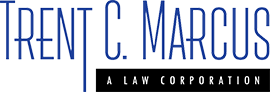 The Law Offices of Trent C. Marcus Logo